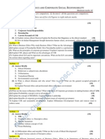 Business Ethics Csr Assignment 2