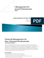 Financial Management for Non-Financil Professionals