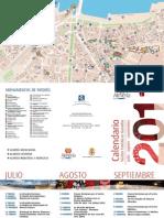 PROGRAMA TRIMESTRAL VISITAS GUIADAS (JULIO-SEPTIEMBRE)