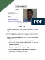 Jeyabalan Resume