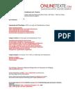 www.onlinetexte.com - Newsletter 2011-21