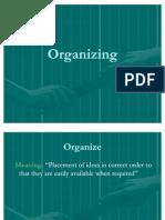 Session 5 - Organizational Design