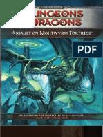 Lvl 17 Assault on Nightwyrm Fortress