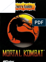 Mortal Kombat Komplete Edition Liu Kang Moves Ps3