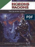 Lvl 1 the Slaying Stone