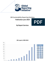 Gri Reporting Stats