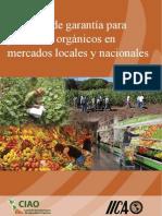 Sistemas de garantía para productos orgánicos