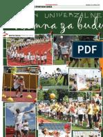 Školski sport 15.6.2011.