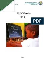 Manual Programa Niño Sano