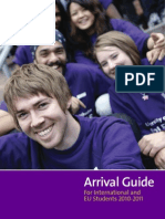 Arrival Guide