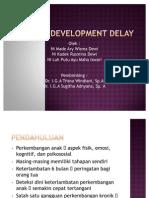 Global Development Delay