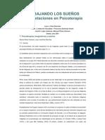 TRABAJANDO LOS SUEÑOS-Imaginería (Ruiz)