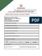 18414379 Formatos Modelos Para Las Auditorias Internas Del SGI