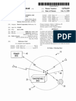Remote Mobile Monitoring and Communications Systems (US Patent # 5870029)