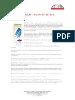 Neuralta - Vitamin b1+b6+b12