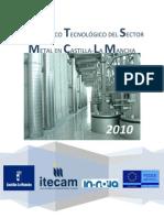 Informe final diagnóstico tecnológico Sector Metal CLM
