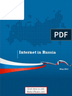 The Internet in Russia (factsheet via ModernRussia.com)