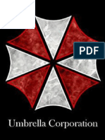 Umbrella Corporation, Reasarch Files