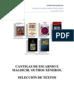SELECCIÓN DE TEXTOS.