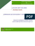 Carlos_resolucion 3047_ Primera Parte