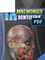 Dental Mneumonic