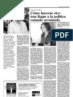 Elena Martín o Cómo hacerse ricos despues de estar arruinados