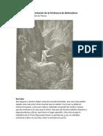 Don Quijote y su Imitación de la Penitencia de Beltenebros
