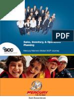 Bossenbroek - Mercury Marine s Global SIOP Journey