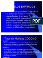 Cocomo y Puntos de Funcion