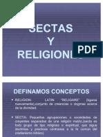 Seminario Sectas y Religiones
