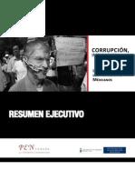 Corruption Impunity Silence Revised (Spanish Summary Recommendations)