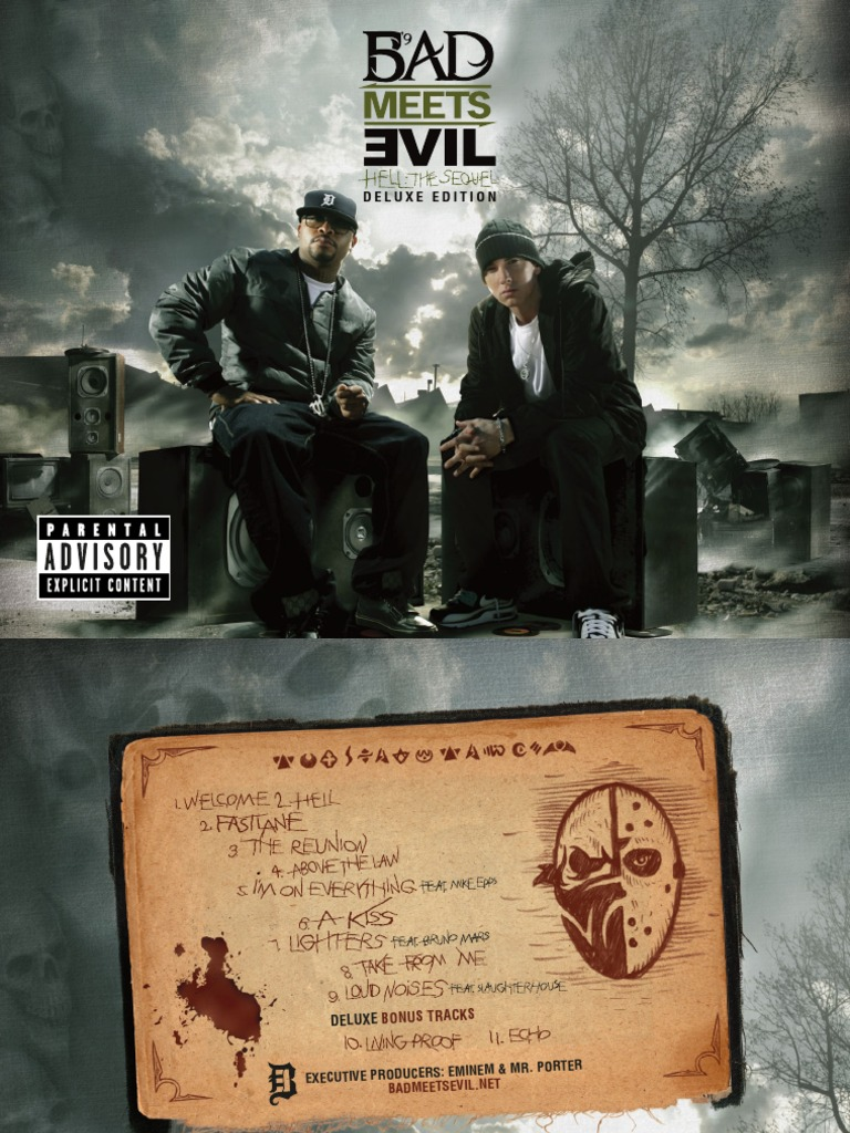 Digital Booklet - Hell: the Sequel | Hip Hop Music | Entertainment (General)