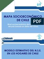 Mapa Socioeconomico de Chile