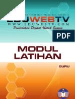 Program Latihan Portal Eduwebtv