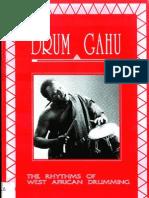 Drum Gahu - David Locke