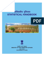 Statistical Handbook of Parliamentary Affairs