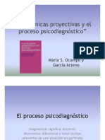 Proceso psicodiagnostico