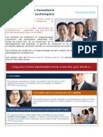 Y2CP - Cinq solutions de développement du Leadership