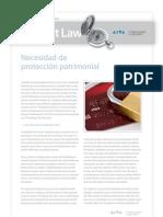 NECESIDAD DE PROTECCIÓN FISCAL