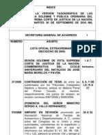 VERSIÓN ESTENOGRÁFICA CONTRADICCIÓN DE TESIS 37-2008
