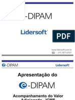 Apresentação e-DIPAM