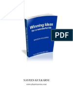 Winning Ideas for a Wonderful Life-Free Version