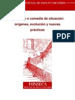 La sitcom o comedia de situación_ orígenes, evolución y nuevas prácticas
