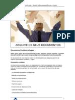 Classificação e Guarda de Documentos Fiscais e Legais