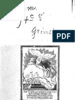 Grimoire Du Pape Pape Honorius-1670-Complete