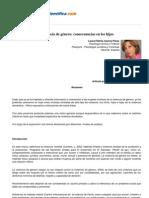 Psicologiapdf 236 Violencia de Genero Consecuencias en Los Hijos
