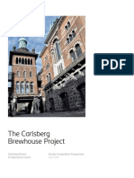 Carlsberg Brewhouse Project Competition Programme