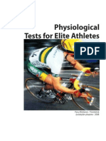 Physiological Tests for Elite Athletes - tiivistelmä