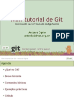 Mini Tutorial GIT