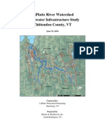 LaPlatte Stormwater Report 2010 with Town Maps (57.5 MB)